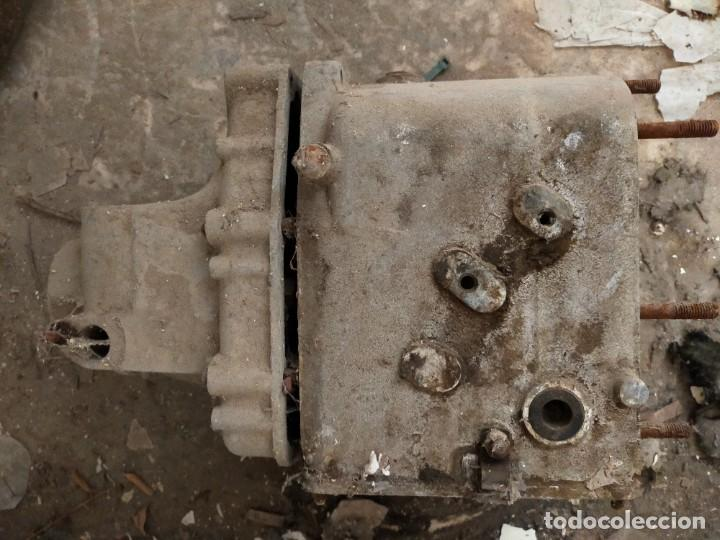 Coches: Carcasa caja cambios Seat 1400 ++ - Foto 2 - 268619139