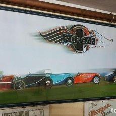Carros: CUADRO MODELOS MORGAN .. Lote 271074028