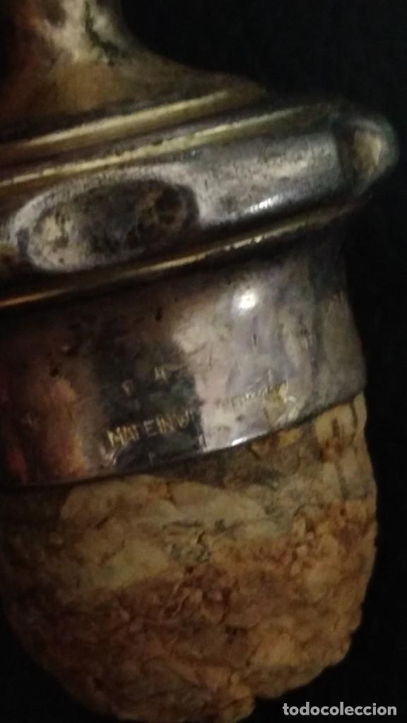 Coches: Tapón de corcho años 50 mercedes benz para botellas de vino, cava.. - Foto 2 - 274173723