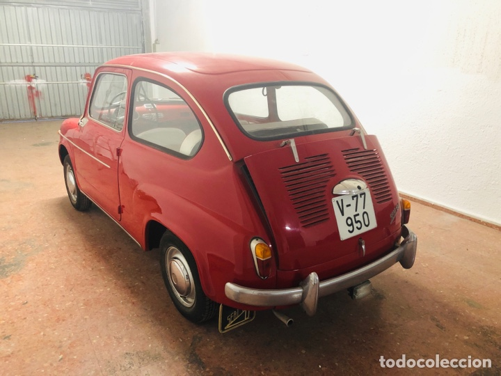 Coches: SEAT 600 normal - Foto 2 - 272081803