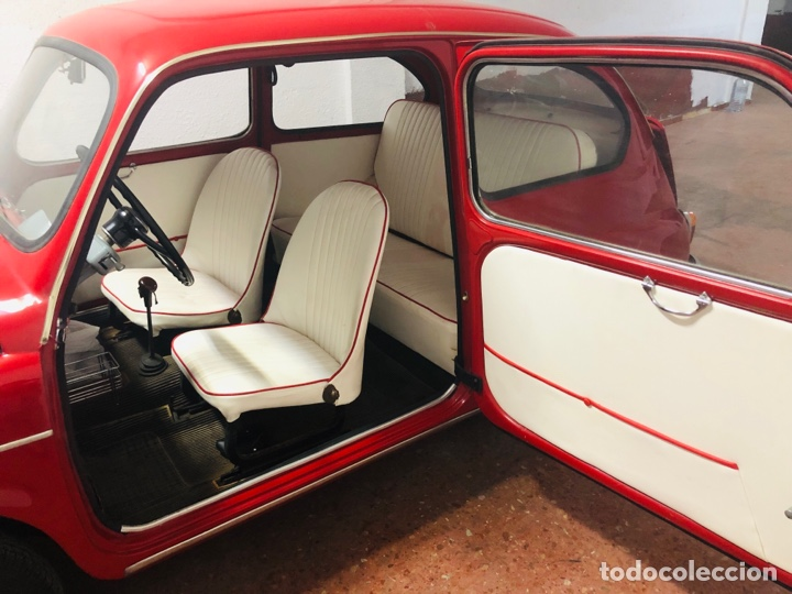 Coches: SEAT 600 normal - Foto 3 - 272081803