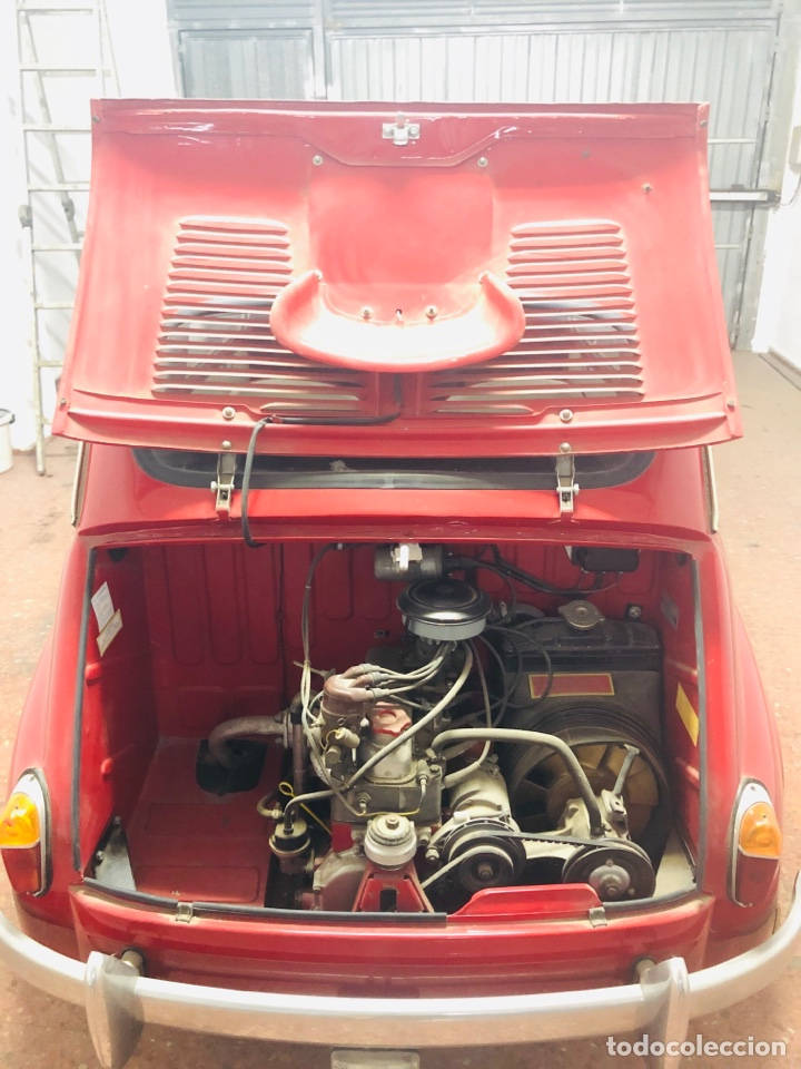 Coches: SEAT 600 normal - Foto 6 - 272081803