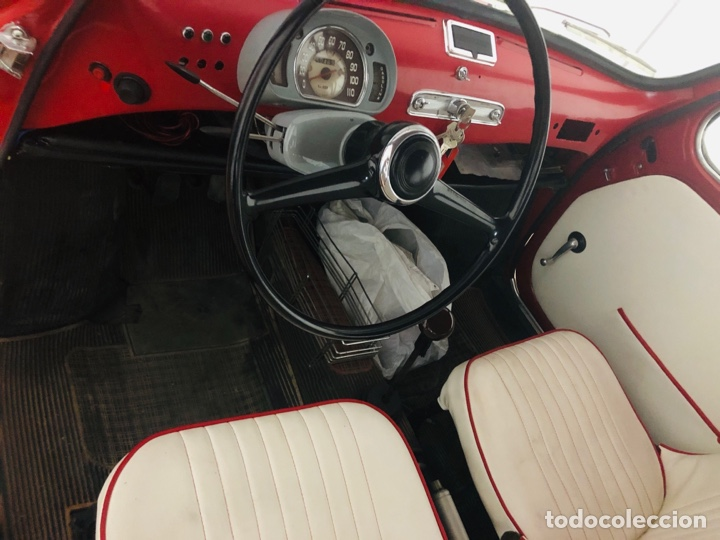 Coches: SEAT 600 normal - Foto 8 - 272081803