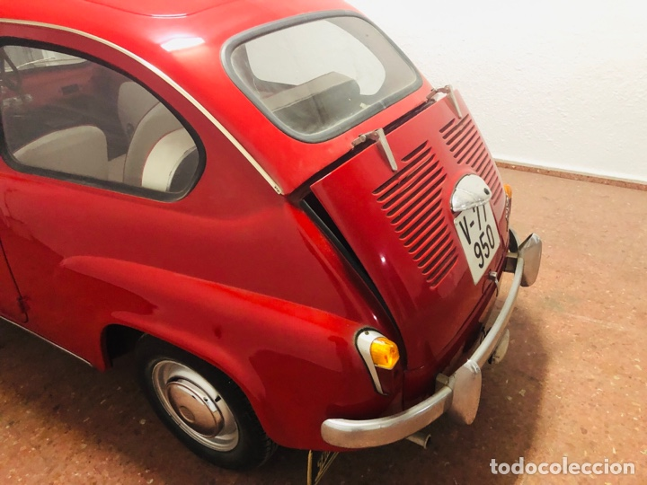 Coches: SEAT 600 normal - Foto 9 - 272081803