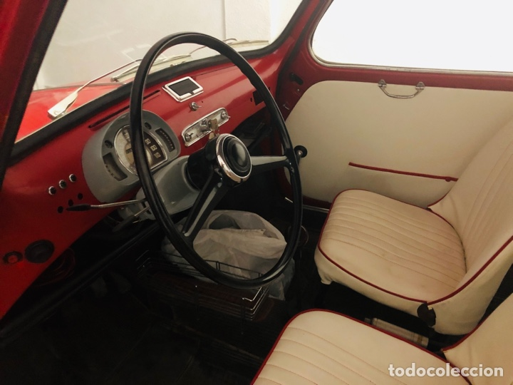 Coches: SEAT 600 normal - Foto 12 - 272081803