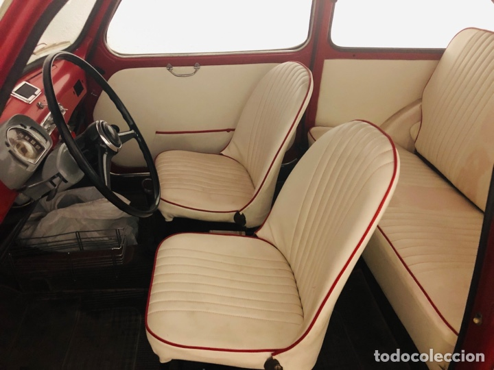 Coches: SEAT 600 normal - Foto 14 - 272081803