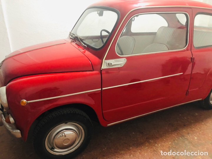 Coches: SEAT 600 normal - Foto 15 - 272081803