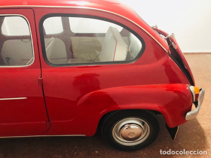 Coches: SEAT 600 normal - Foto 16 - 272081803