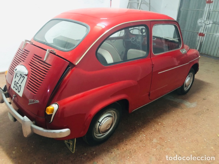 Coches: SEAT 600 normal - Foto 17 - 272081803