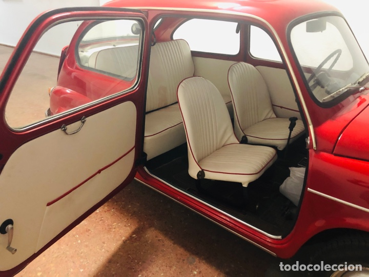 Coches: SEAT 600 normal - Foto 19 - 272081803