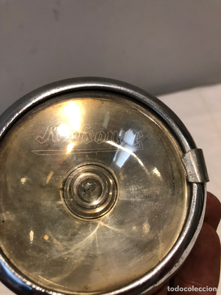 Coches: Antiguo faro marca Radsonne . Ver las medidas en fotos - Foto 3 - 274939543