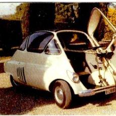 Coches: BMW - ISO - ISETTA - FOTOGRAFÍA 124X89 MM.. Lote 278600168