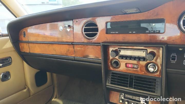 Coches: Rolls-Royce Silver Spirit II. V8 6750cc, automático, 4 puertas, en perfecto estado. Itv pasada 2022. - Foto 20 - 287332888