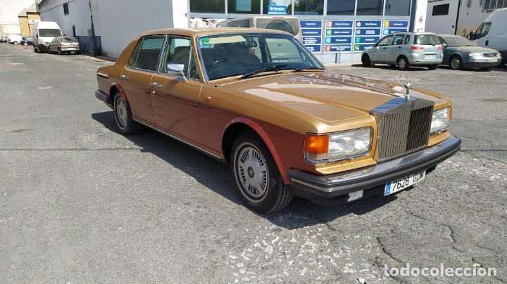 Coches: Rolls-Royce Silver Spirit II. V8 6750cc, automático, 4 puertas, en perfecto estado. Itv pasada 2022. - Foto 30 - 287332888