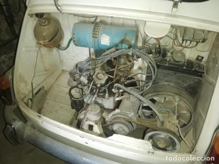 Coches: Seat 600 D año 68, funciona Buen estado con papeles, ITV año 2007 - Foto 5 - 287705323