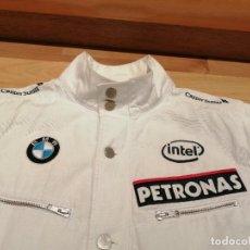 Coches: CHAQUETA TEAM BMW SAUBER PETRONAS F1. Lote 292363993