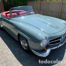 Coches: MERCEDES 190SL 1963. Lote 293595843