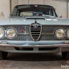 Coches: ALFA ROMEO 2600 SPRINT COUPE BERTONE 1963 1ª SERIE. Lote 293949423