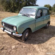 Coches: RENAULT 4 1979. Lote 293994333