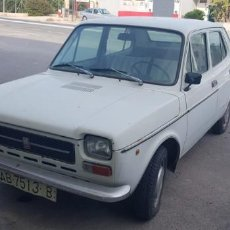 Coches: ANTIGUO SEAT 127, 4 PUERTAS, 1975. Lote 295337588