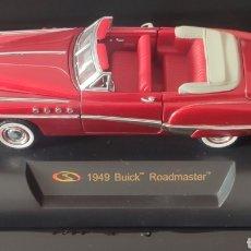 Coches: MAQUETA COCHE 1949 BUICK ROADMASTER. SIGNATURE MODELS. Lote 296624893