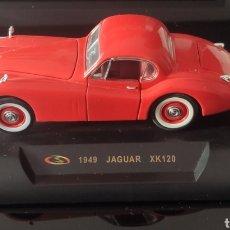 Coches: MAQUETA COCHE 1949 JAGUAR XK120. Lote 296693673