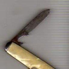 Abrebotellas y sacacorchos de colección: ABREBOTELLAS-SACACORCHOS - CON NAVAJA-. Lote 18199335