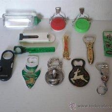 Abrebotellas y sacacorchos de colección: LOTE DE ABREBOTELLAS, SACACORCHO ETC. Lote 22751961