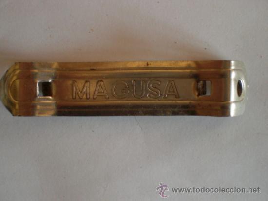 ABREBOTELLAS MAGUSA (Coleccionismo - Botellas y Bebidas - Abrebotellas y Sacacorchos)