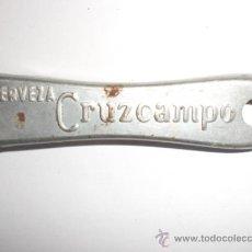 Abrebotellas y sacacorchos de colección: ABREBOTELLAS CRUZCAMPO. Lote 31010831