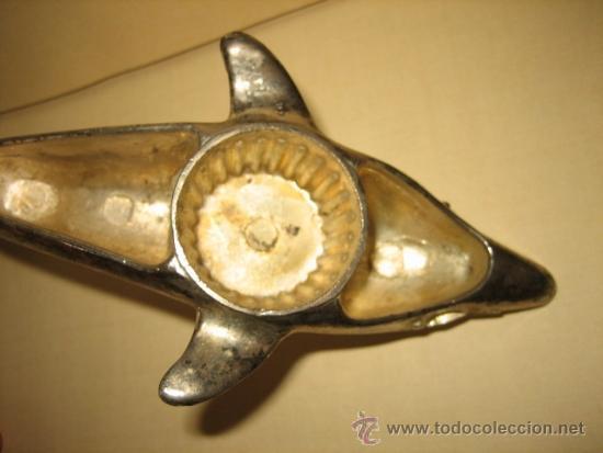 Abrebotellas y sacacorchos de colección: ABREBOTELLAS FORMA DE DELFIN - Foto 5 - 32812549