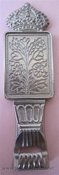 Abrebotellas y sacacorchos de colección: ABRIDOR de BOTELLAS - Foto 2 - 34982703