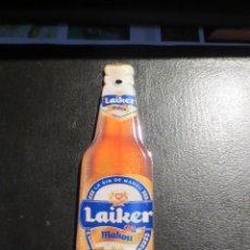 Abridor de botellas e iman de nevera cerveza la comprar - Nevera para cerveza ...