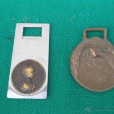 Abrebotellas y sacacorchos de colección: 2 ABREBOTELLAS. Lote 47396573