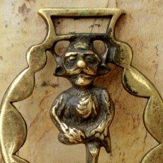 Abrebotellas y sacacorchos de colección: ABREBOTELLAS CON DEMONIO - METAL - COLECCIONISTA - DIABLO - ABRIDOR PARA BOTELLAS - DUENDE. Lote 50445080