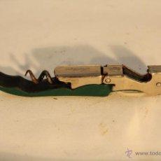 Abrebotellas y sacacorchos de colección: SACACORCHOS-ABRIDOR PULLIGA. Lote 53718493
