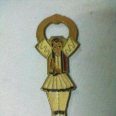 Abrebotellas y sacacorchos de colección: QUITACHAPAS BRONCE ABRIDOR. Lote 53729214