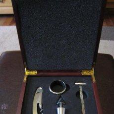 Abrebotellas y sacacorchos de colección: SET DE VINOS. Lote 53999233