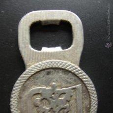 Abrebotellas y sacacorchos de colección: ABREBOTELLAS DE PUBLICIDAD DE CAJABURGOS. Lote 54152257