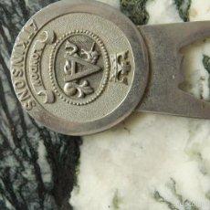 Abrebotellas y sacacorchos de colección: ABRIDOR ATKINSONS. Lote 56114594