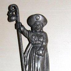 Abrebotellas y sacacorchos de colección: ABRIDOR ABREBOTELLINES. PEREGRINO CAMINO DE SANTIAGO, SANTIAGO APOSTOL. Lote 155544568