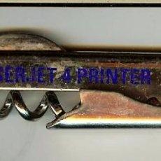 Abrebotellas y sacacorchos de colección: SACACORCHOS PUBLICIDAD HP LASERJET 4. Lote 71970955