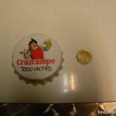 Abrebotellas y sacacorchos de colección: ABRIDOR CERVEZA CRUZCAMPO. Lote 79521229