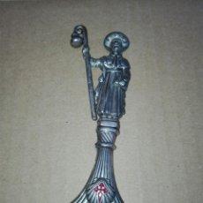 Abrebotellas y sacacorchos de colección: ABREBOTELLAS APOSTOL SANTIAGO. Lote 83865052