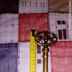 Abrebotellas y sacacorchos de colección: SACACORCHOS CON FORMA DE LLAVE. Lote 103180075