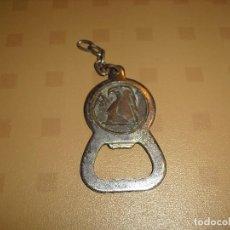 Abrebotellas y sacacorchos de colección: ABREBOTELLAS CERVEZAS EL AGUILA ABRIDOR. Lote 105005559