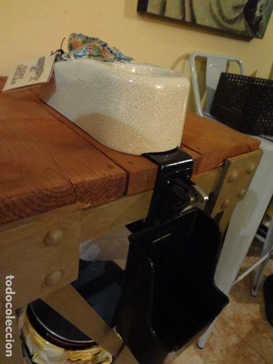 Abrebotellas y sacacorchos de colección: abridor de barra VICHY CATALAN - Foto 9 - 105685191