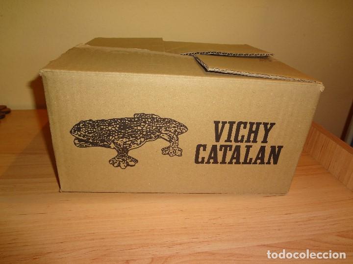 Abrebotellas y sacacorchos de colección: abridor de barra VICHY CATALAN - Foto 17 - 105685191