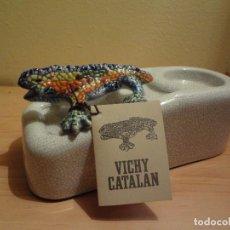 Abrebotellas y sacacorchos de colección: ABRIDOR DE BARRA VICHY CATALAN. Lote 105685191
