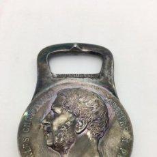 Abrebotellas y sacacorchos de colección: ABREBOTELLAS - CHARLES CHRISTOFLE - ORFEVRE DE PARIS 1805 - 1863. Lote 106621431